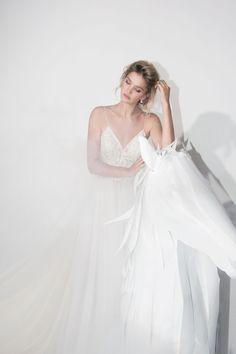 17517bc3ffcc Beach Wedding Gown. Lavish collection 2019 by yaniv persy. #beachwedding  #weddinggown #