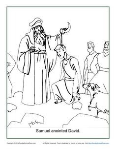 10 Best David Was Called as King Bible Activities images