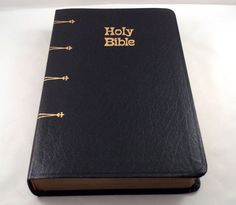 Catholic Study Bible American With Revised New Testament Black Leatherflex Gold | Books, Textbooks, Education | eBay!