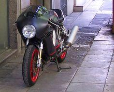 Ducati ST Cafe-Racer