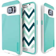 Caseology Samsung Galaxy S 6 Wavelength Series Case (turquoise Mint) #CASEOLOGY ORDER YOURS NOW AT http://stores.ebay.com/USMC-Door-Kicker