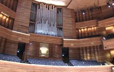 L'orgue de Radio France © France Musique