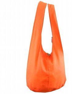 BTP! Thai Monk Buddha Cotton Sling Crossbody Messenger Bag Shlouder Purse Hippie Hobo Medium (Orange 16)