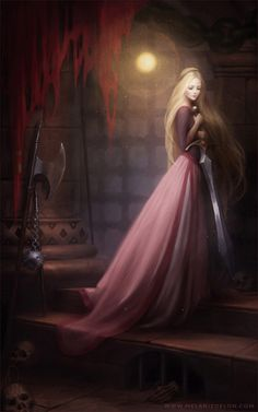 "Next one in my princess series: ""Eilonwy""   WEB 