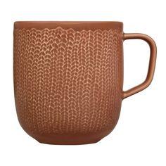 iittala Sarjaton Letti Mug Red Clay