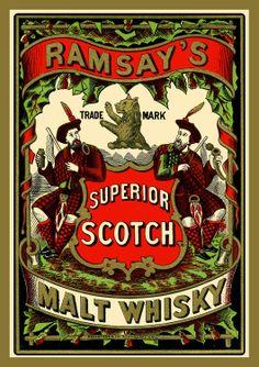 Ramsay's Malt Whisky