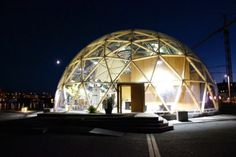 Dome Of Visions - Copenhagen by Anya Jensen