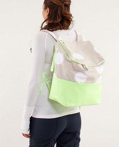 spring fling pack | women's bags | lululemon athletica