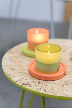 You can't miss the 'Trendy OSB' collection by J-line! OSB has a young and industrial look. The bright, almost fluorescent. Candle Holders, Candles, Porta Velas, Candy, Candle Sticks, Candlesticks, Candle, Candle Stand