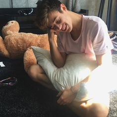 I slept on the floor. I'm still super tired haha Cameron Dallas, Cam Dallas, Cameron Alexander Dallas, Magcon Family, Magcon Boys, Wattpad, Laugh Or Die, Super Tired, Carter Reynolds