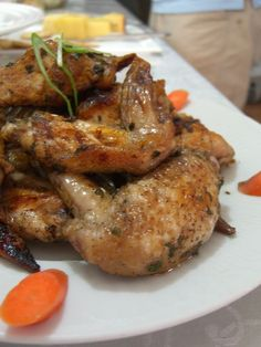 Deanna's Famous Oven Roasted Chicken Wings