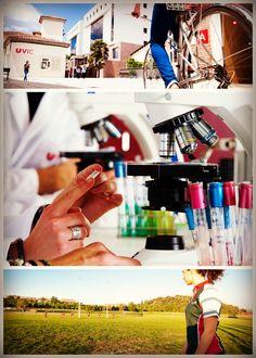 Viu la UVic! #universitat #UVic #universidad #university #campus #estudiant #estudiants #esport #laboratori