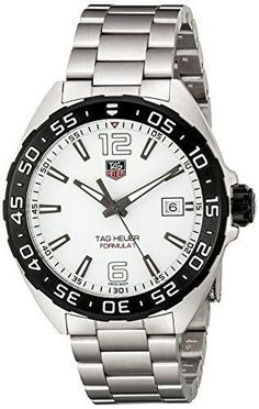 Now available in our Dollar Bender online store. TAG Heuer Men's W...     http://www.dollarbender.com/products/tag-heuer-mens-waz1111-ba0875-silver-tone-stainless-steel-watch?utm_campaign=social_autopilot&utm_source=pin&utm_medium=pin  #fashion #jewelry #accessories #style #beauty