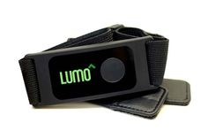 LUMOBack is a band worn around the waist, with the main unit placed on the small of your back. Once it detects you are slouching, it buzzes, alerting you to straighten your back.