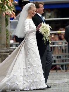 Johan Friso ist der zweite Sohn von Königin Beatrix und Prinz Claus der Niederlande. Am 24. April 2004 sagte er ja zur bürgerlichen Mabel Wisse Smit.