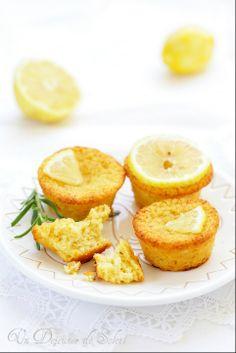 Moelleux au citron et amandes (glutenn free)