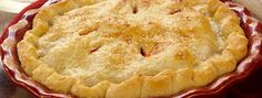 The Perfect Flaky Pie Crust - Deep Dish Double- Enjoy a rich and tasty variation of our Perfect Flaky Pie Crust that s deep enough to add even more of your favourite filling.