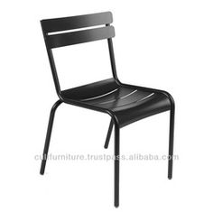Best Quality Luxembourg Indoor Cafe Metal Chair