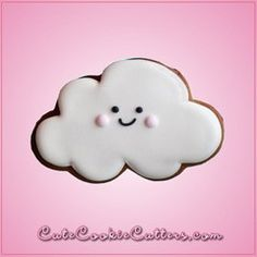View Cloud Cookie Cutter Set in detail