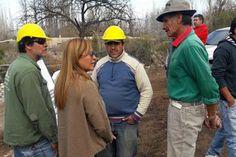 Se dejó habilitada una planta de agua potable y ampliación de una red que permite llegar al vital líquido a familias que nunca antes tuvieron agua potable