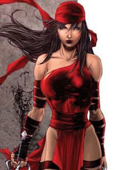 Elektra - Marvel Universe Wiki: The definitive online source for Marvel super hero bios.