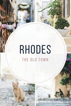 The Old Town - a must-see attraction in Rhodes, Greece - from travel blog: http://Epepa.eu