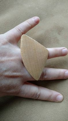 sale Wood ring// adjustable ring//wedge// by truthorwear on Etsy