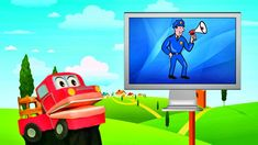 Las Profesiones - Barney El Camion - Canciones Infantiles - Video para n...