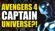 Avengers 4/Ant-Man & Wasp: Captain Universe