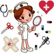 Resultado de imagem para desenhos de enfermagem