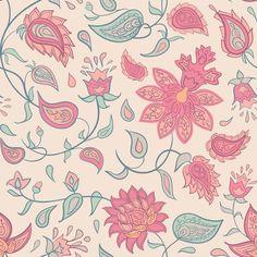 Papel de Parede (A) Floral 3001
