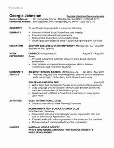 Sap Abap Resume Sample Resume Format Recommendations  Resume Format  Pinterest  Resume .