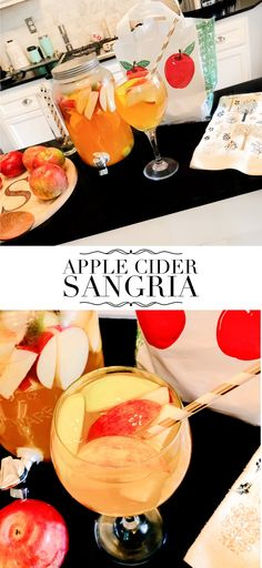 Thank you Disaronno for sponsoring this post. Best Apple Cider, Mulled Apple Cider, Apple Cider Sangria, Hard Apple Cider, Cider Cocktails, Winter Sangria, Ginger Ale, Cocktail Shaker, Caramel Apple Sangria