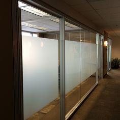 Refine Butt Glazed With Frameless Sliding Doors. Infinium Wall Systems,  Office Design, Glass