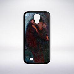 Edvard Munch - The Kiss Phone Case