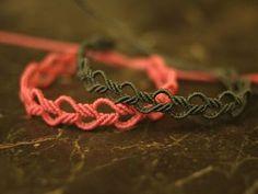 Unisex Squares Bracelet Tutorial by Macrame School - Love is Love Macrame Colar, Macrame Bracelet Patterns, Macrame Bracelet Tutorial, Macrame Earrings, Macrame Art, Macrame Design, Macrame Patterns, Macrame Jewelry, Macrame Bracelets