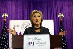 Hillary Clinton said Friday that Donald Trump owes the president and America an…