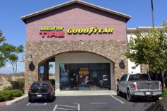 Mountain View Tire Goodyear at French Valley Village Center Winchester, CA