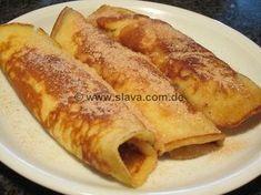 Quarkpfannkuchen mit Zimt und Zucker « kochen & backen leicht gemacht mit Schritt für Schritt Bilder von & mit Slava