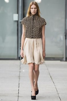 IRIS VAN HERPEN  SPRING / SUMMER COLLECTION 2015 #EZONEFASHION