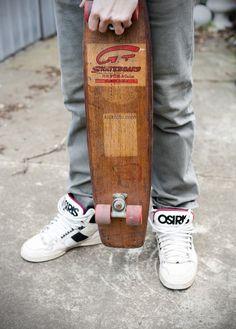 Retro GT Skateboard