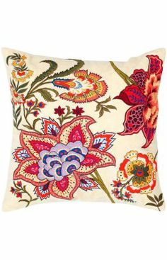 Rizzy Rugs Orrville Decorative Pillow (Set Of 2) Multi at Rugs USA