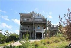 Our Tern Outer Banks Rentals | Sea Colony - Oceanside OBX Vacation Rentals. great view, lots  of rooms. 574/family