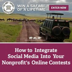 How To Integrate Social Media Into Your Nonprofit's Online Contests