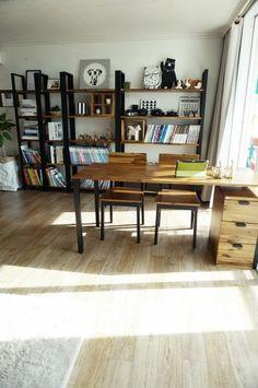 [거실 서재 인테리어]아이를 위한 북카페 스타일 거실 만들기 : 네이버 블로그 Decor, Living Room, Room, Home Living Room, House, Interior, Home Decor, House Interior, Home And Living