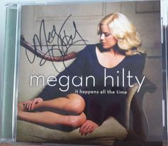 I love how she signs Meg Hilty. It's kind of the cutest thing ever