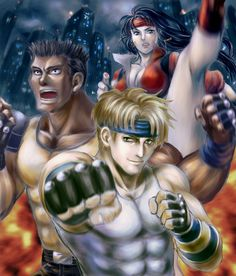 Streets Of Rage by Nonoko78