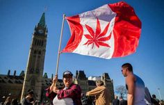 Prime Minister Justin Trudeau's government unveiled legislation Thursday to fully legalize marijuana, making Canada only the second country to do so, after Uruguay.