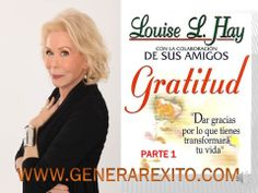GRATITUD de Louise Hay en Español 1 de 2