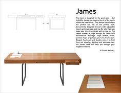 modernlink | onelink | james Table